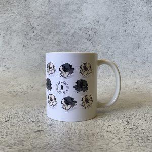 Pug Hugs Mug   www.pugpatrolrescueaustralia.com.au