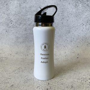 PPRA Drink Bottle   www.pugpatrolrescueaustralia.com.au